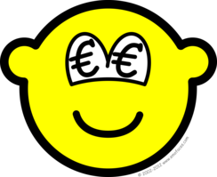Euro eyed buddy icon
