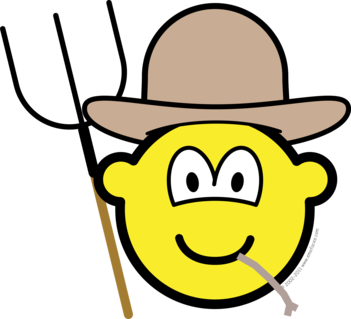 Farmer buddy icon