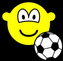 Footballing buddy icon