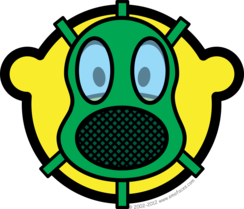 Gasmask buddy icon
