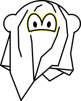 Ghost buddy icon