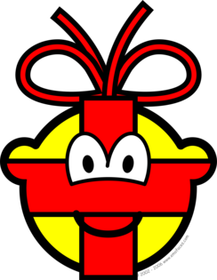 Gift buddy icon