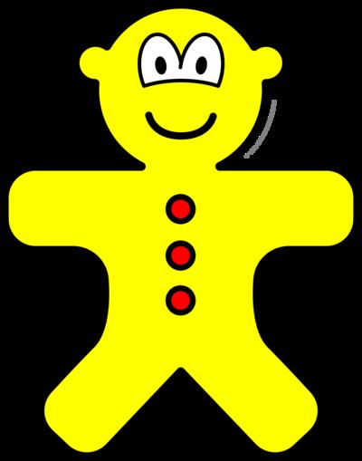 Gingerbread buddy icon