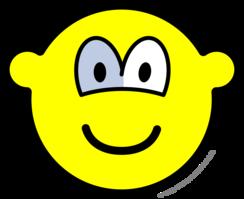 Glass eye buddy icon