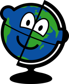 Globe buddy icon