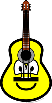 Guitar buddy icon