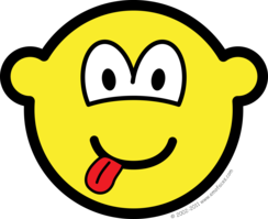 Happy face buddy icon