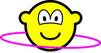 Hula hoop buddy icon