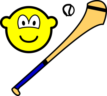 Hurling buddy icon