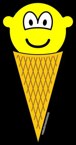 Ice cream buddy icon