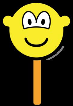Ice cream on a stick buddy icon