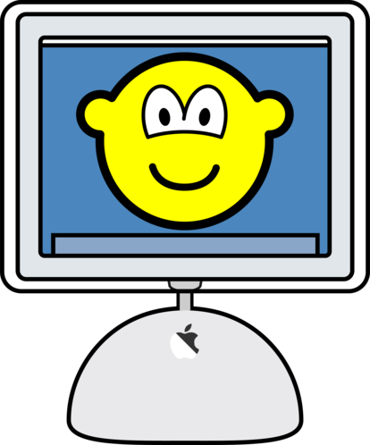 iMac buddy icon