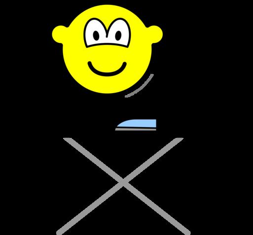 Ironing buddy icon