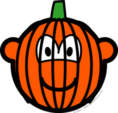 Jack-o-lantern buddy icon