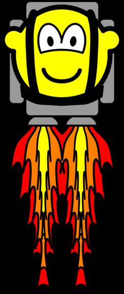 Jetpack buddy icon