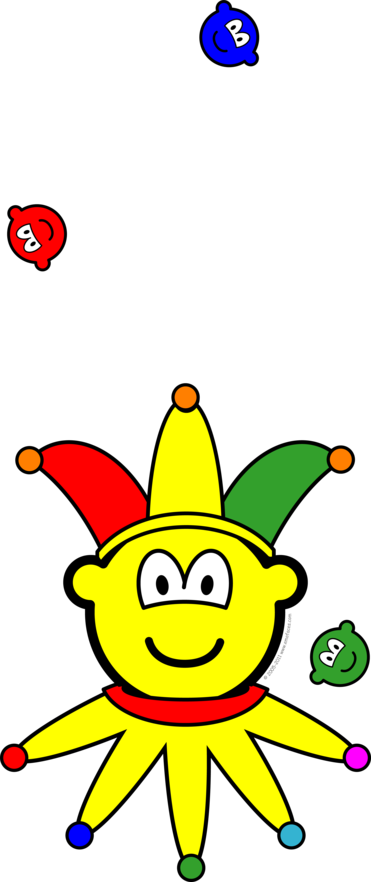 Juggling buddy icon