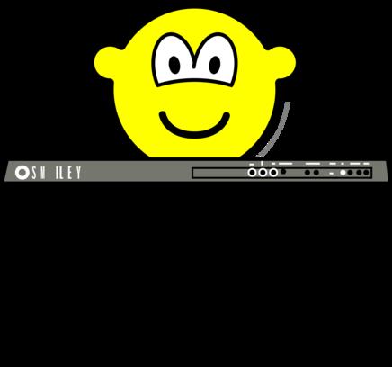 Keyboard buddy icon