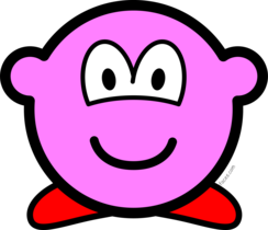 Kirby buddy icon
