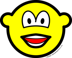 Laughing buddy icon