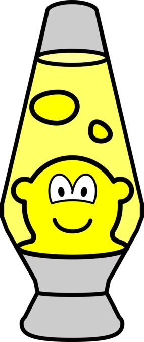 Lava lamp buddy icon