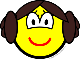 Leia Organa buddy icon