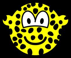 Leopard buddy icon