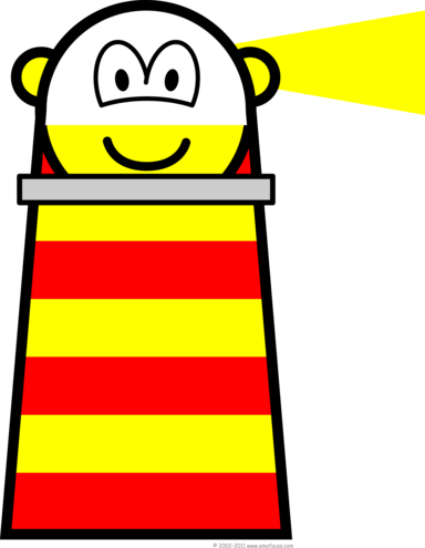 Lighthouse buddy icon