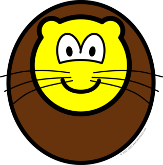 Lion buddy icon