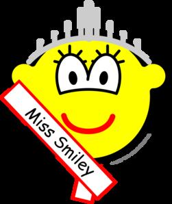 Miss buddy icon