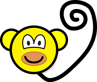 Monkey buddy icon