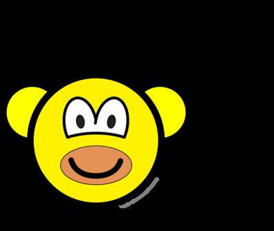 Monkey buddy icon