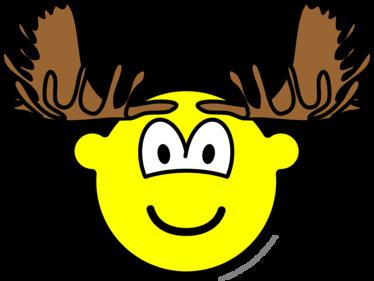 Moose buddy icon