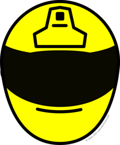 Motor cycle helmet buddy icon