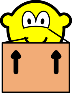 Moving buddy icon