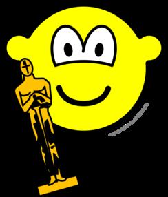 Oscar winning buddy icon
