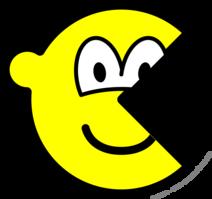 Pac Man buddy icon