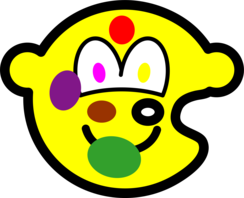 Painters palette buddy icon