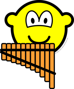 Panflute buddy icon