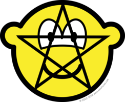 Pentacle buddy icon
