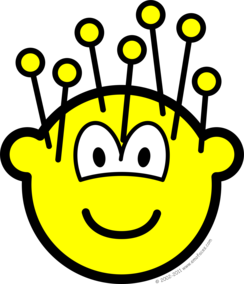 Pincushion buddy icon