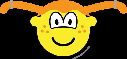 Pippi Longstocking buddy icon