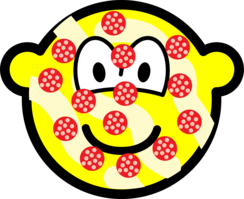 Pizza buddy icon
