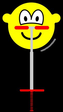 Pogo Stick buddy icon