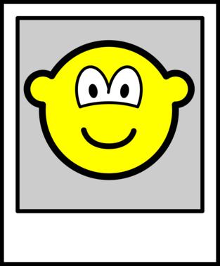 Polaroid buddy icon