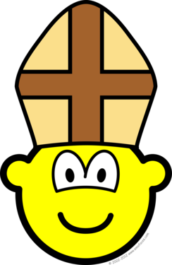 Pope buddy icon