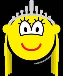 Princess buddy icon