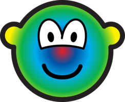 Psychedelic buddy icon
