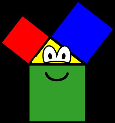 Pythagoras buddy icon
