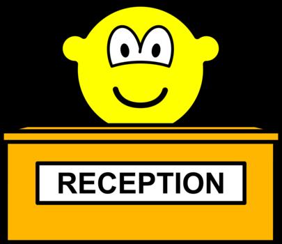 Reception buddy icon