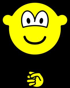 Rock buddy icon